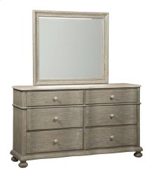 Marleny - Gray/Whitewash 2 Piece Bedroom Set