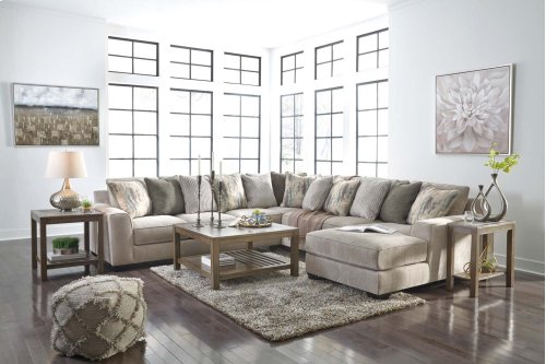 Ardsley - Pewter 2 Piece Sectional