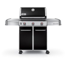 GENESIS® E-310™ LP GAS GRILL - BLACK