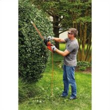 20 in. SAWBLADE Electric Hedge Trimmer