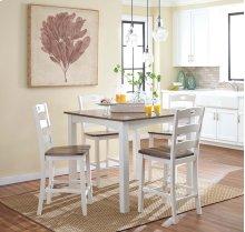 Woodanville Table & 4 Stools