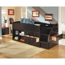 Embrace - Merlot 4 Piece Bedroom Set