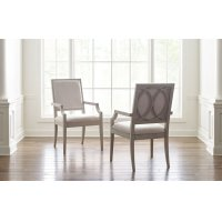 Cinema by Rachael Ray Upholstered Arm Chair Product Image