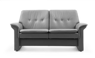 Stressless Saga Loveseat Low-back