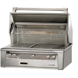 "Alfresco36"" AXLE Built-in Grill with Sear Zone"