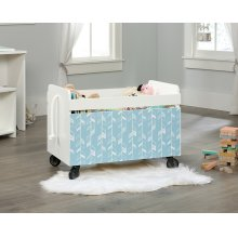Rolling Toy Box