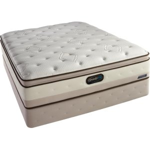 SimmonsBeautyrest - TruEnergy - Jenna - Plush Firm - Pillow Top - Cal King