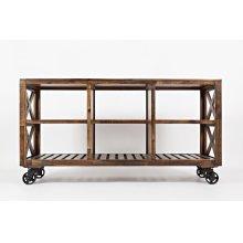 """Loftworks 60"""" Trolley Cart"""