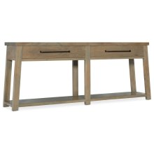 Living Room Console Table