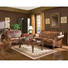 Victoria Traditional Tri-tone Three-piece Living Room Set Product Image