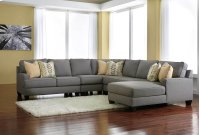 Chamberly 5 Pc LAF Sectional w/RAF Chaise Product Image