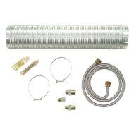 Gas Dryer Installation Kit