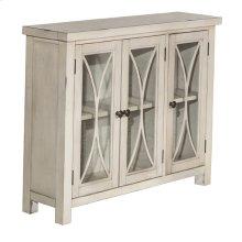 Bayside 3 Door Cabinet - Antique White