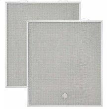 "Aluminum Micro Mesh Grease Filter 15.725"" x 16.875"" x 0.375"""