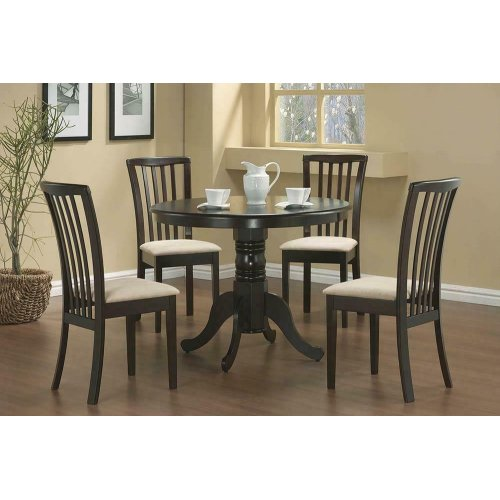 Brannan Casual Cappuccino Dining Table