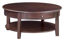 "CAF McKenzie Round Cocktail Table (40""D)"