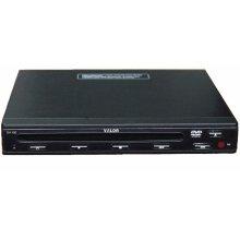 1/2 din size DVD player