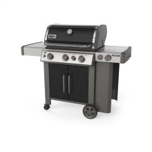 GENESIS II E-335 Gas Grill Black Natural Gas