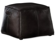 Living Room Birks Leather Ottoman