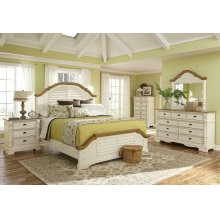 Oleta Cottage Buttermilk Queen Bed