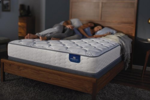 Perfect Sleeper - Select - Canal Lake - Tight Top - Plush - Twin