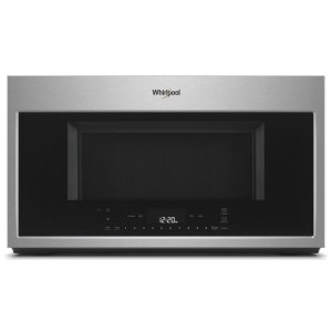 1.9 cu. ft. Smart Over-the-Range Microwave with Scan-to-Cook technology 1 - FINGERPRINT RESISTANT STAINLESS STEEL