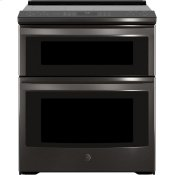 """30"""" Smart Slide-In Electric Double Oven Convection Range"""