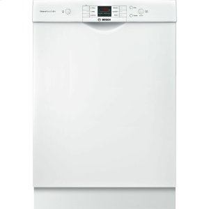 Bosch100 Series Dishwasher 24'' White SHEM3AY52N
