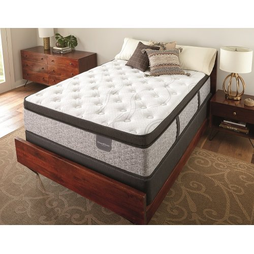 DreamHaven - Erin Hills - Firm - Euro Pillow Top - Twin