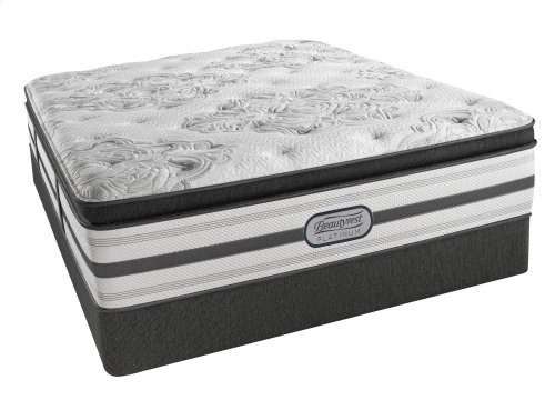Beautyrest - Platinum - Hybrid - Agatha - Plush - Pillow Top - Cal King