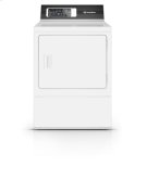 White Dryer (Gas) Product Image