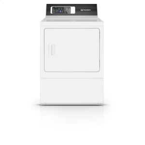White Dryer (Gas) -