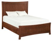 DAO Prairie City Queen Panel Bed Product Image