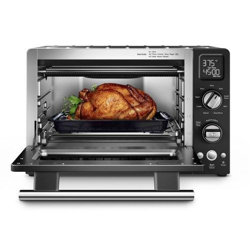 "12"" Convection Digital Countertop Oven Onyx Black"