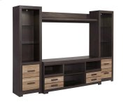 Harlinton - Two-tone 4 Piece Entertainment Set Product Image