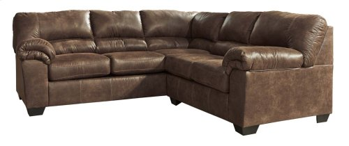 Bladen - Coffee 2 Piece Sectional