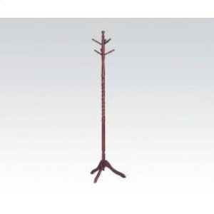"2"" Dia Cherry Coat Rack"