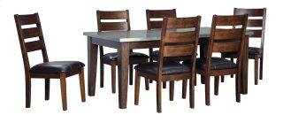 Larchmont Metal 7 Piece Dining Room Set