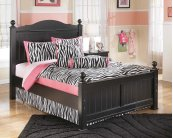 Jaidyn - Black 3 Piece Bed Set (Full)