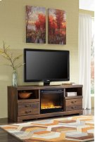 Quinden - Dark Brown 2 Piece Entertainment Set Product Image