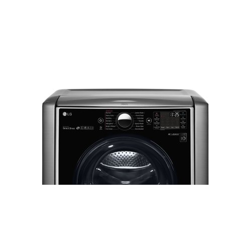 6.0 CU.FT. MEGA Capacity W/ On-door Control Panel & Turbowash®