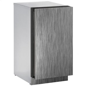 """U-LINE18"""" Clear Ice Machine With Integrated Solid Finish, Yes (115 V/60 Hz Volts /60 Hz Hz)"""