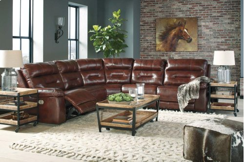 Bancker - Sienna 3 Piece Sectional