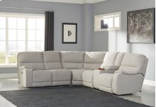 LAF Reclining Power Loveseat