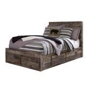 Derekson - Multi Gray 5 Piece Bed Set (Full) Product Image