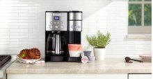 Coffee Center 12 Cup Coffeemaker and Single-Serve Brewer