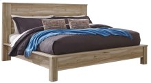 King Platform Footboard