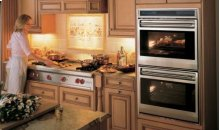 "DO30UP 30"" Double Oven L Series - Platinum Stainless Unframed"