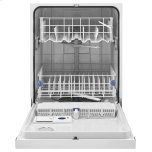 Whirlpool ENERGY STAR® certified dishwasher with 1-Hour Wash cycle