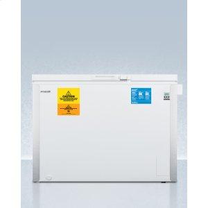 SummitLaboratory Chest Freezer Capable of -35 C (-31 F) Operation